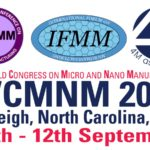 Bedewy group wins Best Paper Award at the 2019 WCMNM